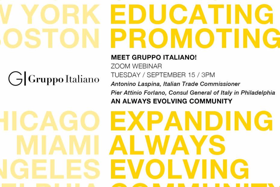 Event Gruppo Italiano