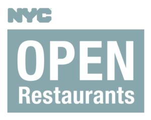 NYC Open Restaurants Logo