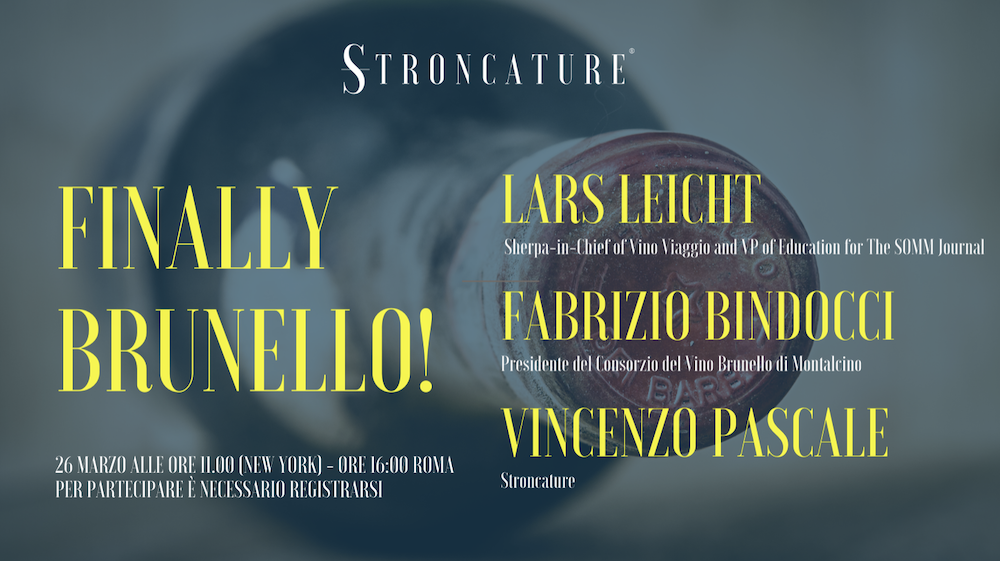 Finally Brunello!