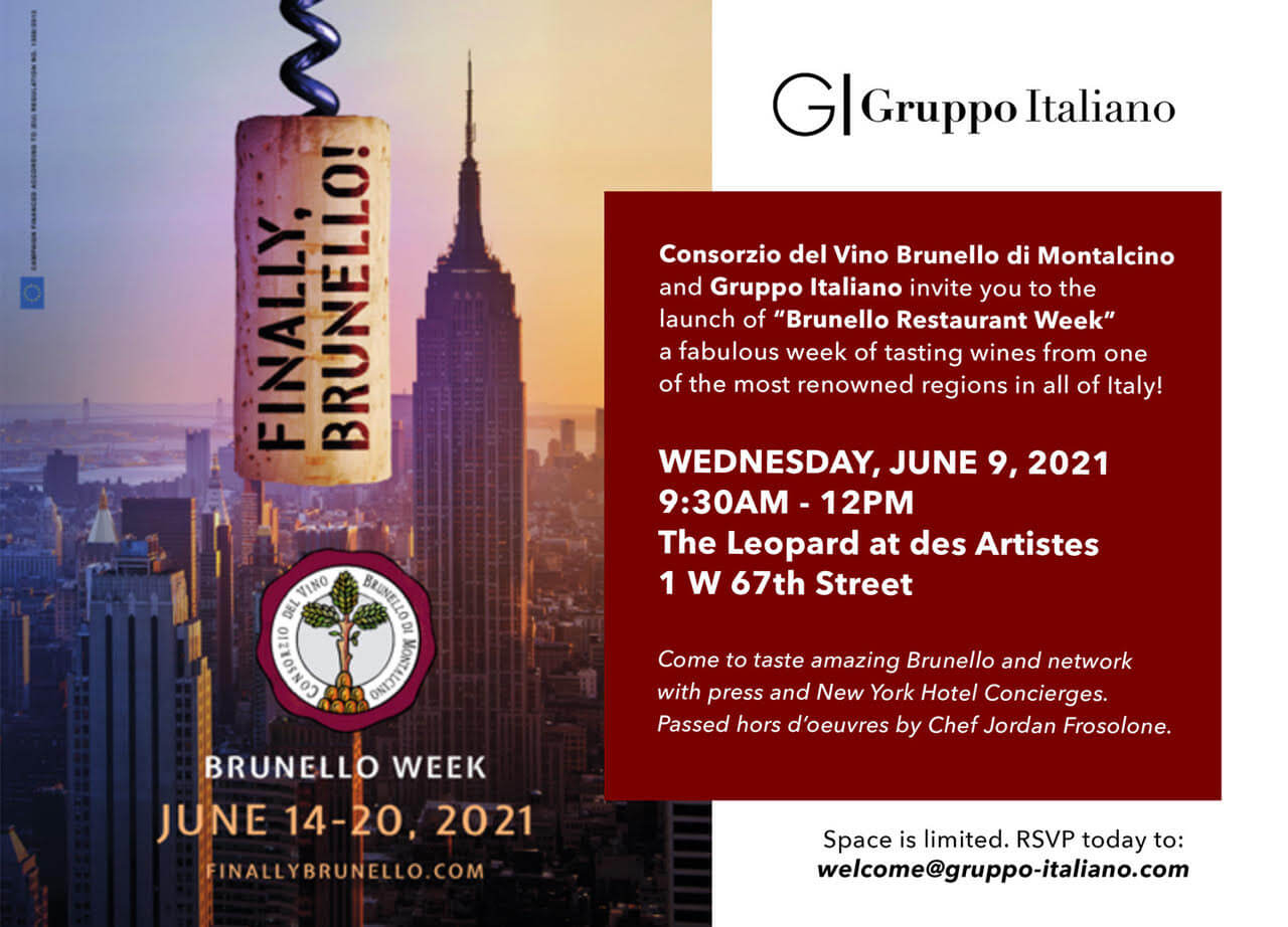 GI Bruno Week Image